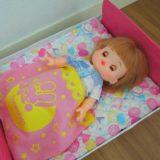 お人形のベッド