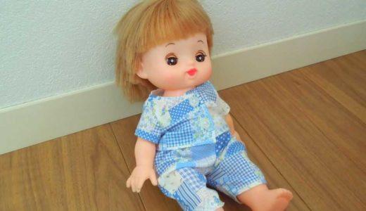 メルちゃん 半袖パジャマの作り方(型紙あり)