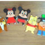 ディズニー折り紙
