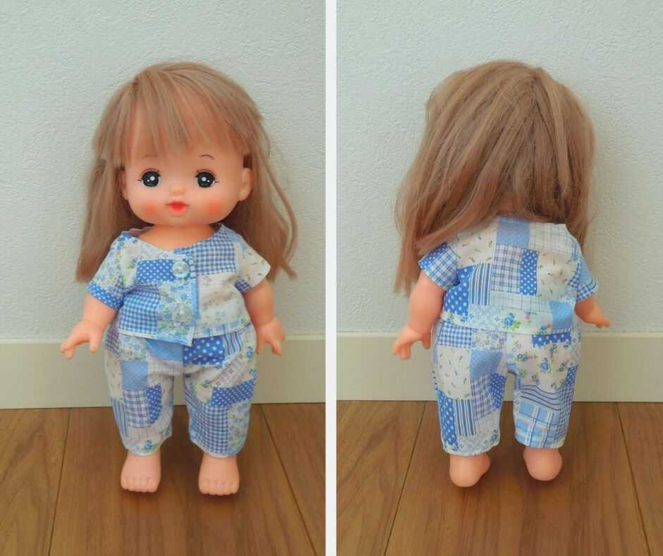 メルちゃん半袖パジャマ