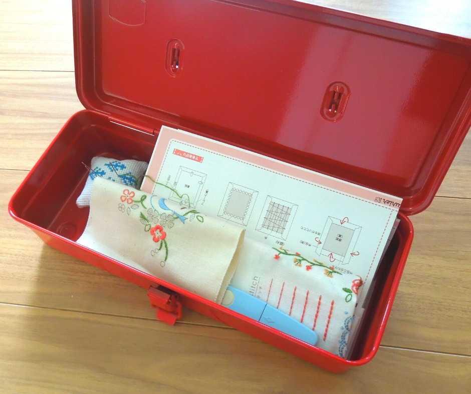 TOYOスチール製工具箱の使い方