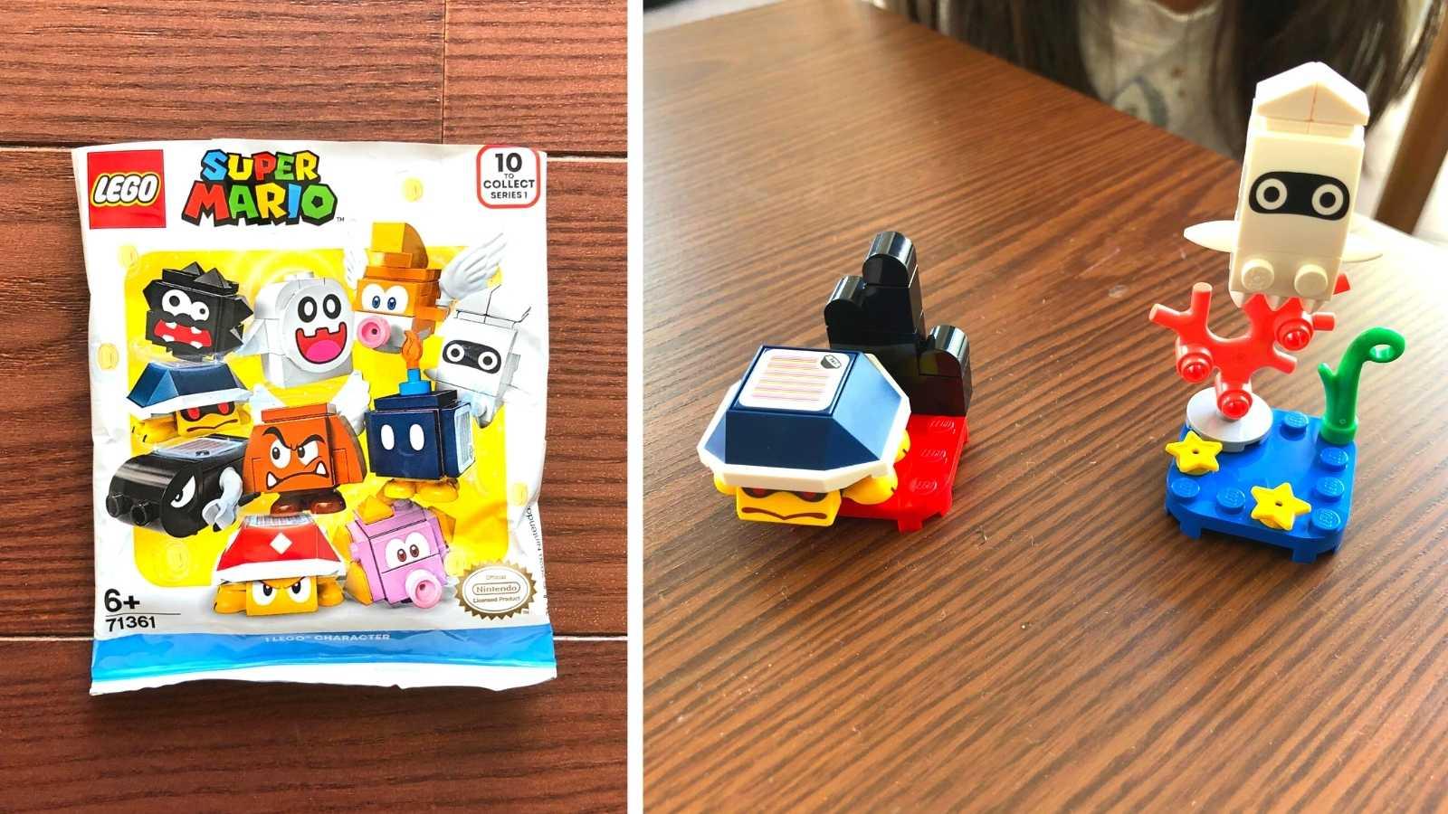 レゴマリオ キャラクターパック