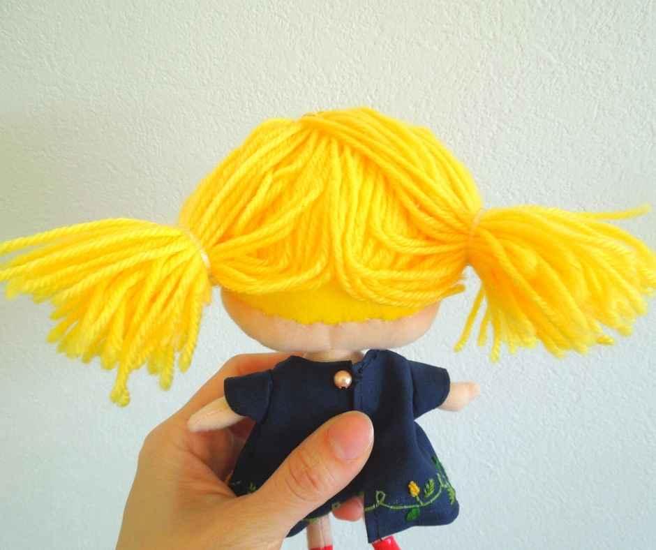 イーマリーのヘアアレンジ ツインテール