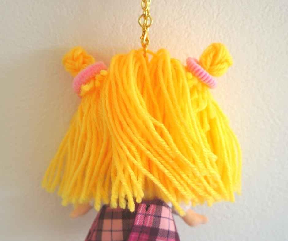 イーマリー ヘアアレンジ  つのヘア