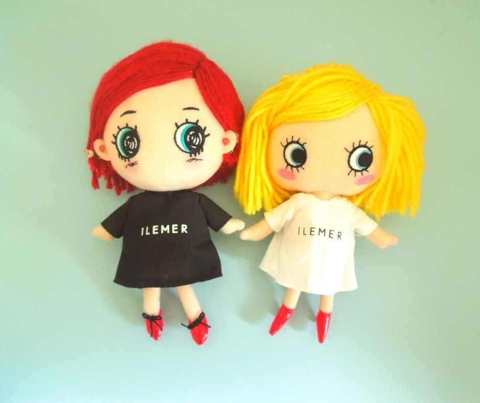 イアンヌとイーマリー